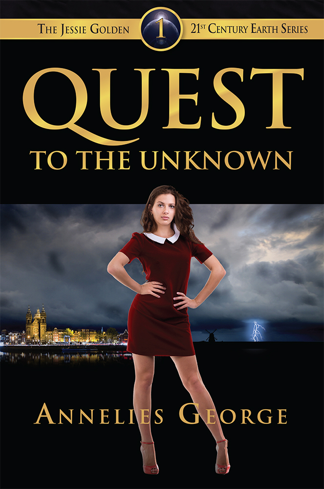 Quest to the Unknown author Annelies George