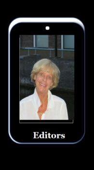 Liesbeth Albas best friend author Annelies George