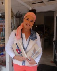 thanks Lila Lifestyle, author Annelies George
