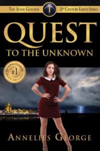quest to the unknown, annelies george