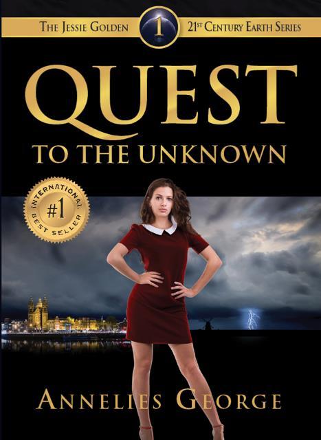 Quest International Bestseller seal