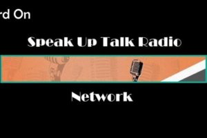 annelies george, speak up talk radio, pat rullo