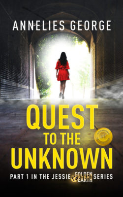 annelies george, quest to the unknown, the jessie golden series